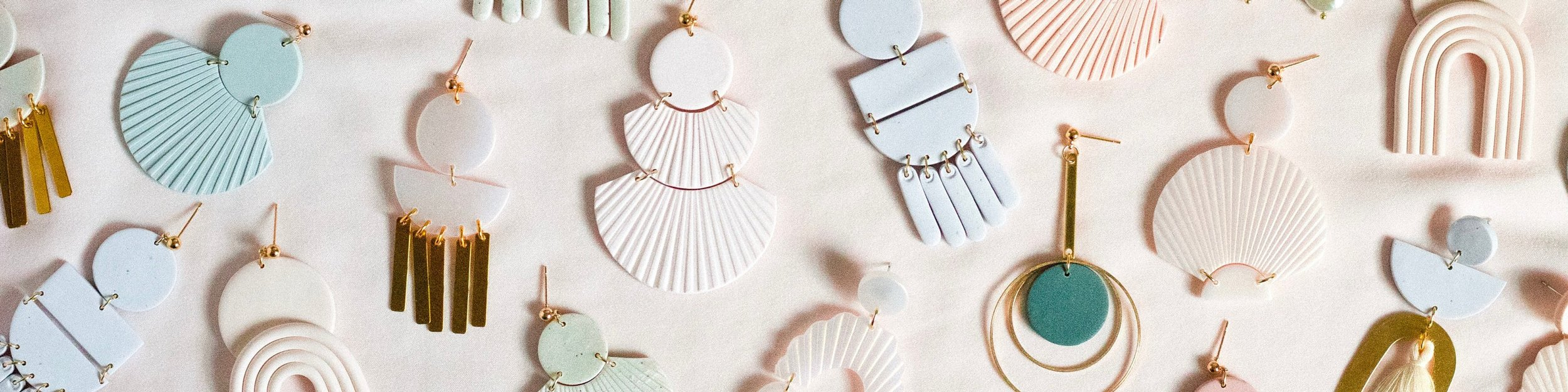 Handmade Statement Jewelry By Tidy Clutterings