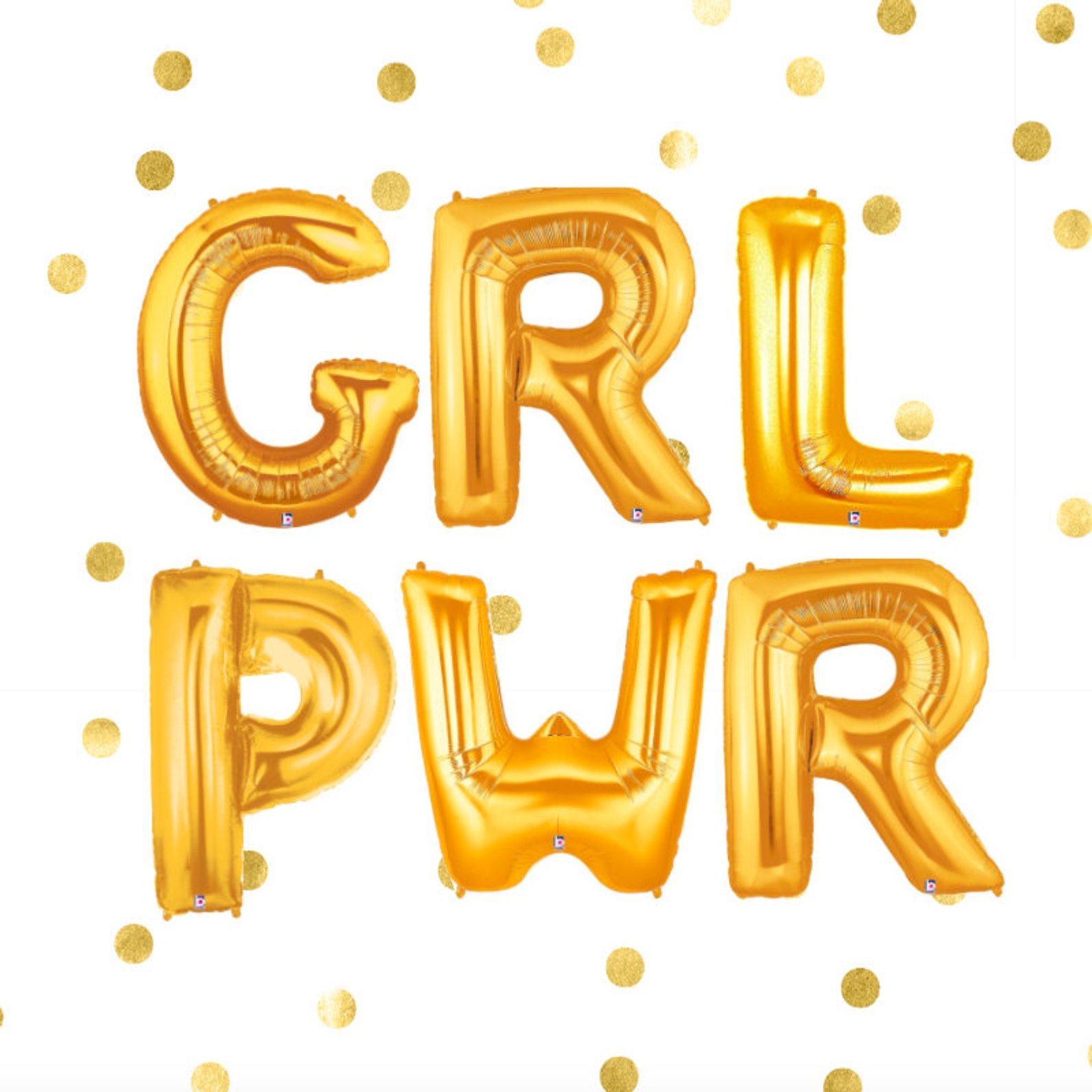 Girl Power Party Decorations By Yippee Daisy