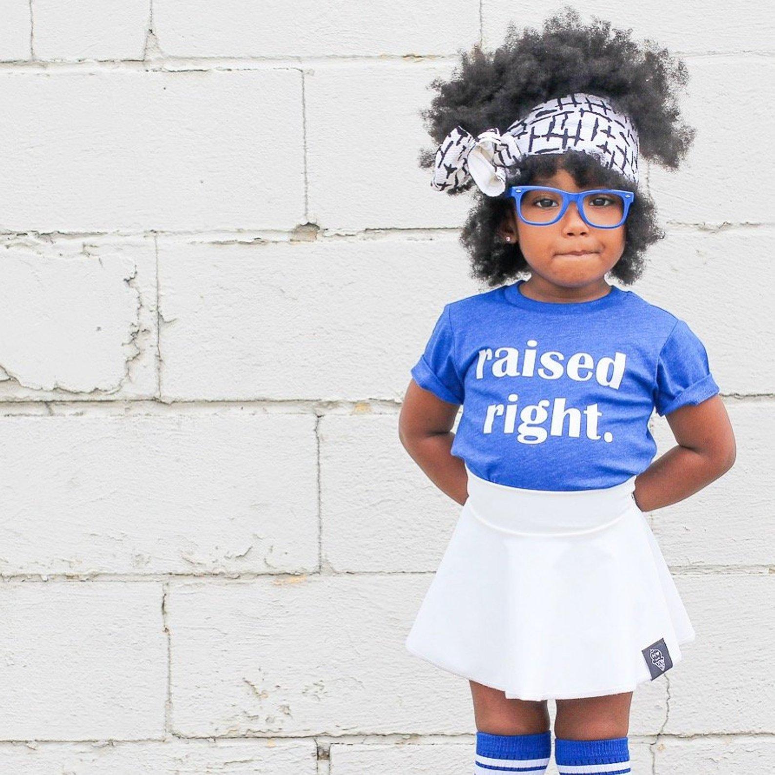 Girl Power Shirt By Lenox James