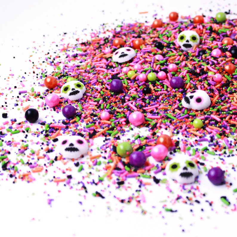 Dia De Los Muertos Sprinkle Mix By Sprinkle Pop Shop