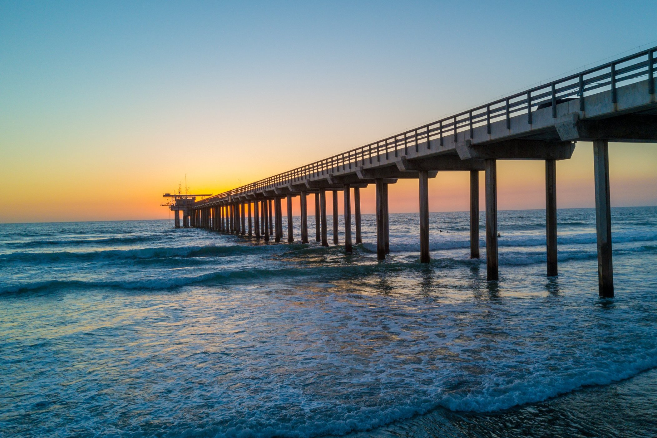 La Jolla & San Diego Beaches Tour - You know you want these sunsets!