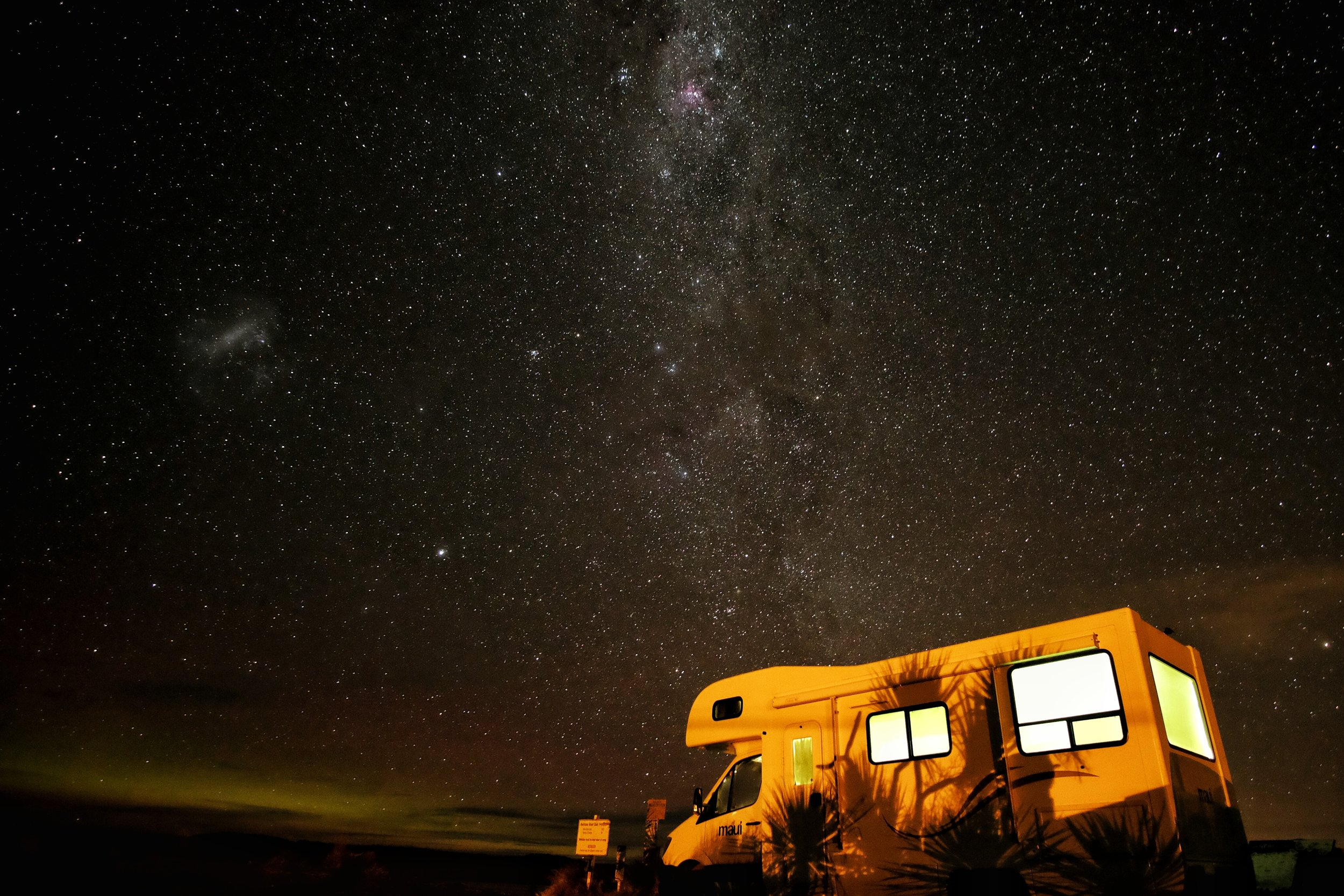 4-Night Joshua Tree Desert RV Rental Package - Begin in San Diego and drive your crew into adventure!