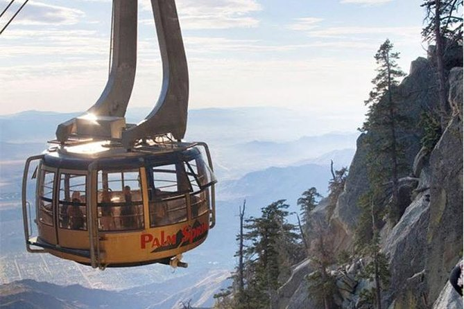 Palm Springs Aerial Tramway - Soar over Palm Springs on the Aerial Tramway for spectacular views of the desert.