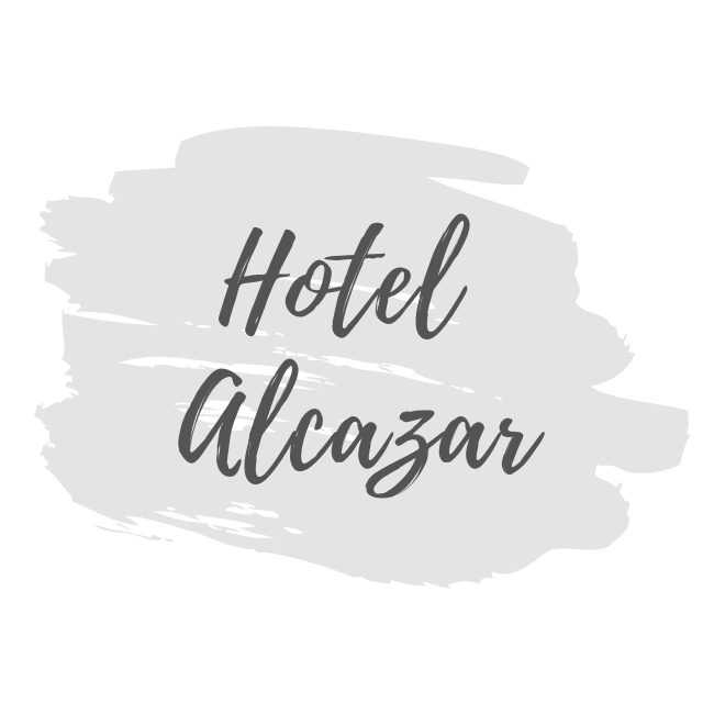 Book your stay at Hotel Alcazar!