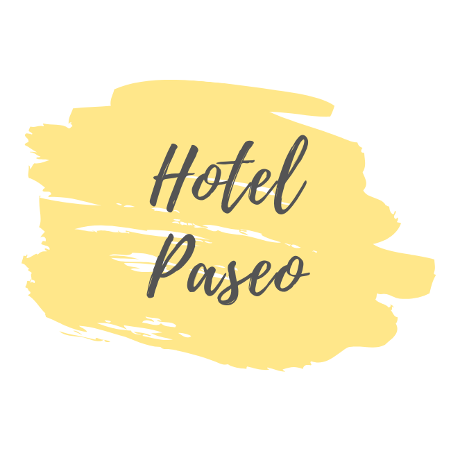 Book your stay at Hotel Paseo!