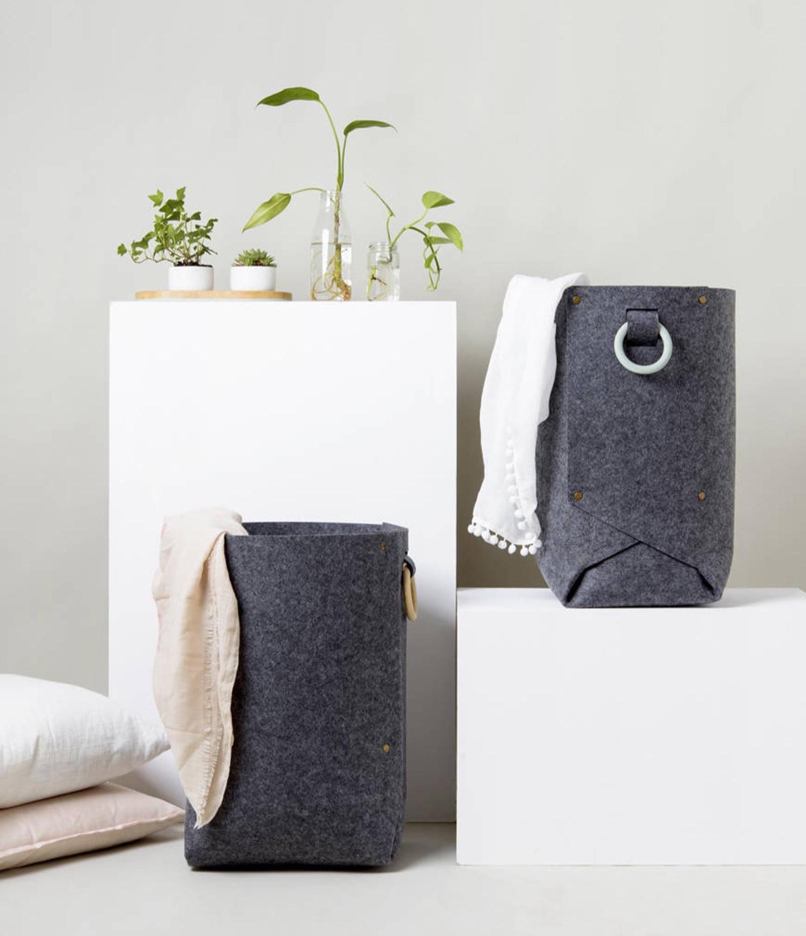 Large Storage Baskets By Loop Design Studios