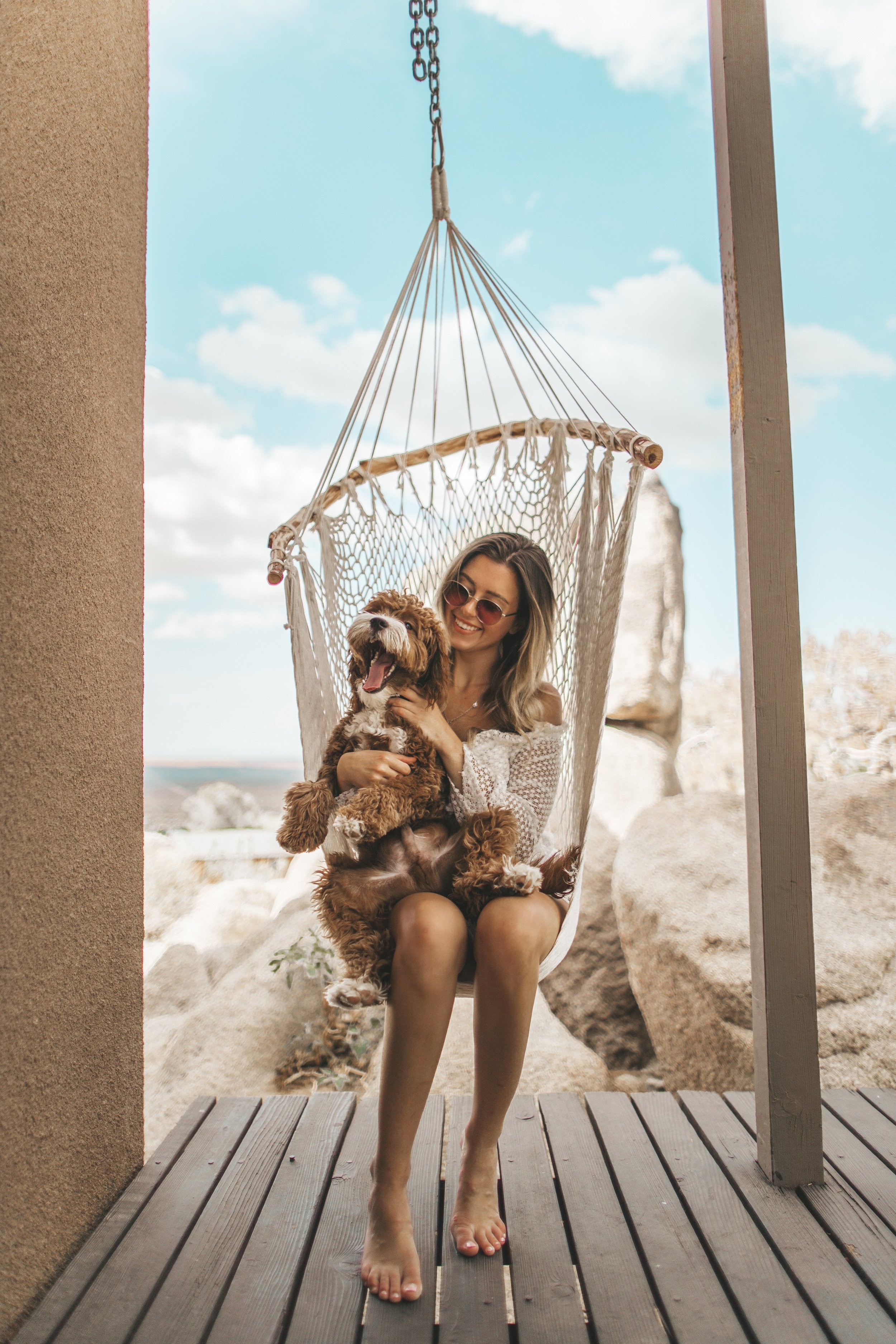 Private Vacation Photography Session with Photographer - Connect with a local professional photographer in Palm Springs and capture your most memorable moments during this private photoshoot.