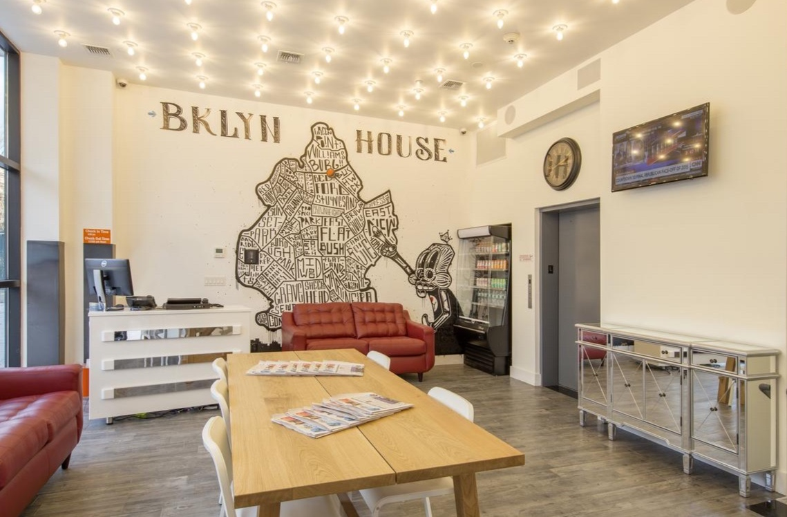 Bklyn House Hotel -