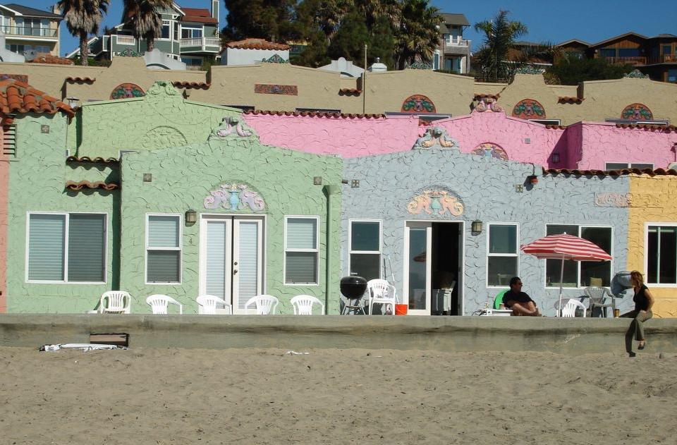 Venetian Green Beach Cottage -