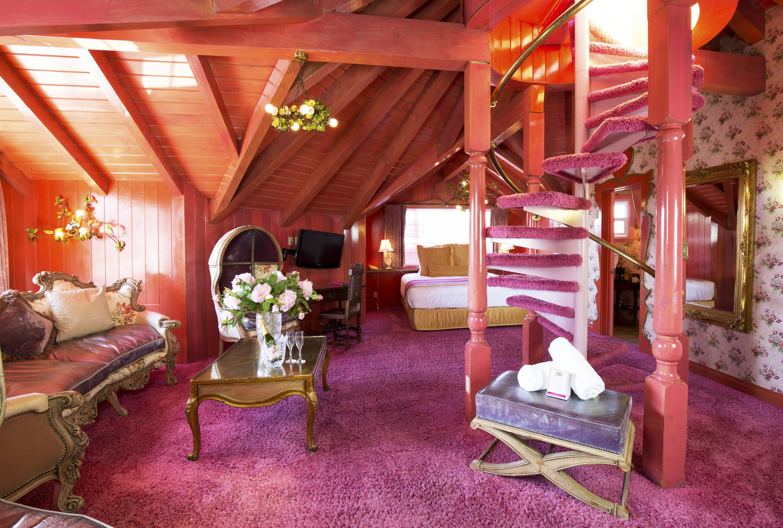 Madonna Inn -