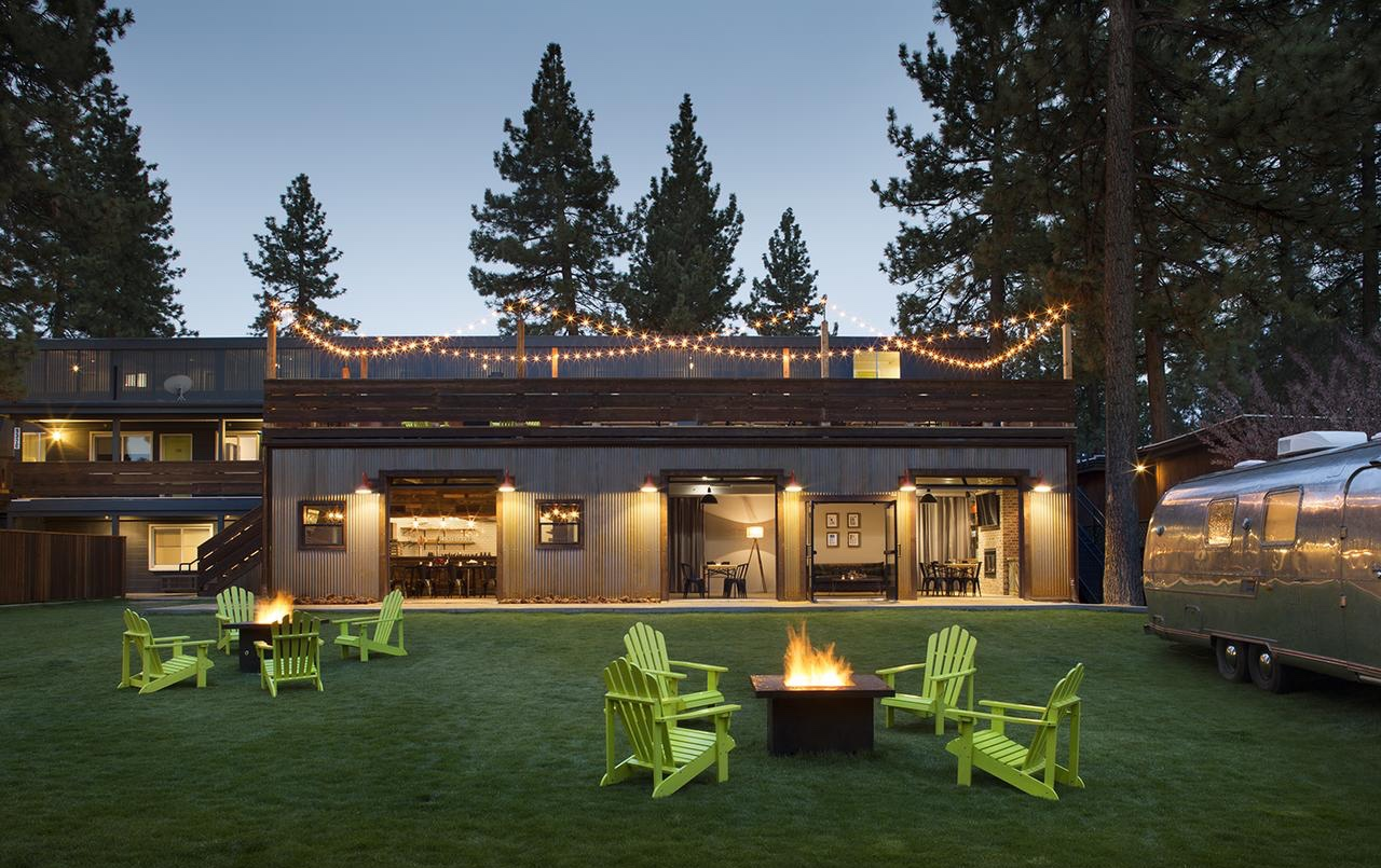 Basecamp South Tahoe -