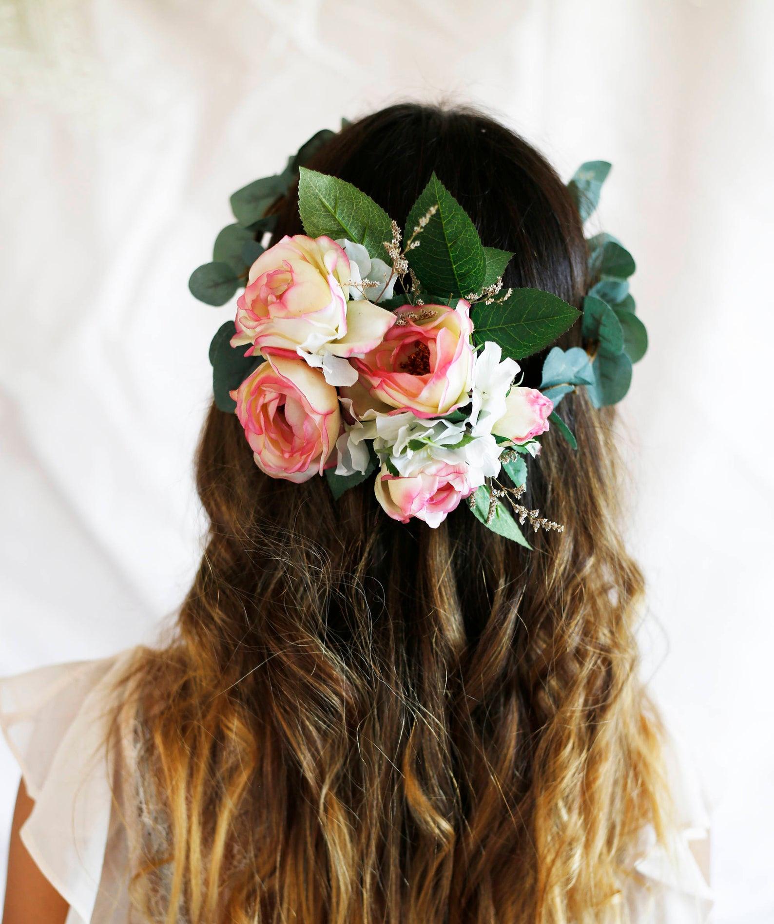 Flower Crowns By Bridal Wish Design