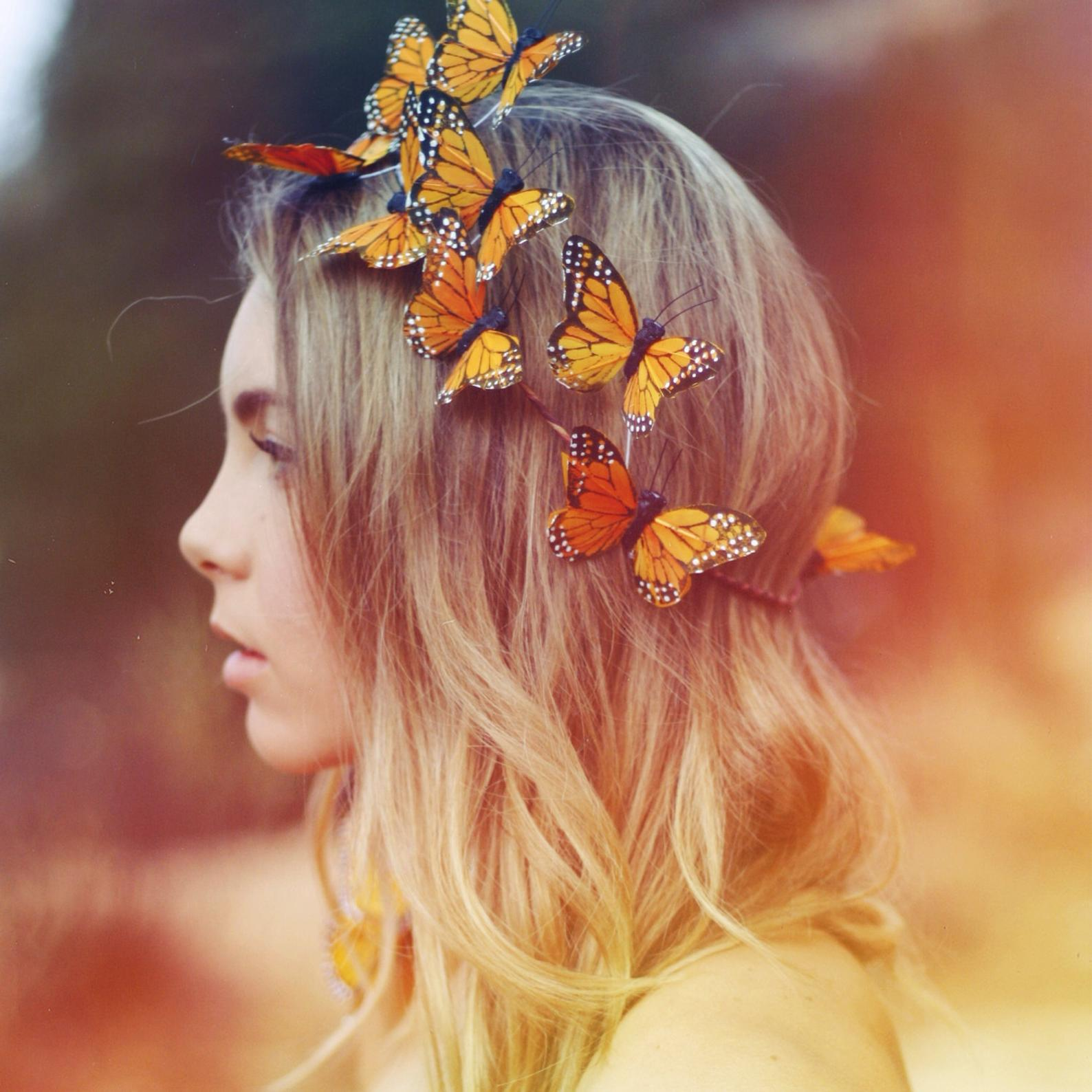 Monarch Dreams Crown By Wild and Free Jewelry