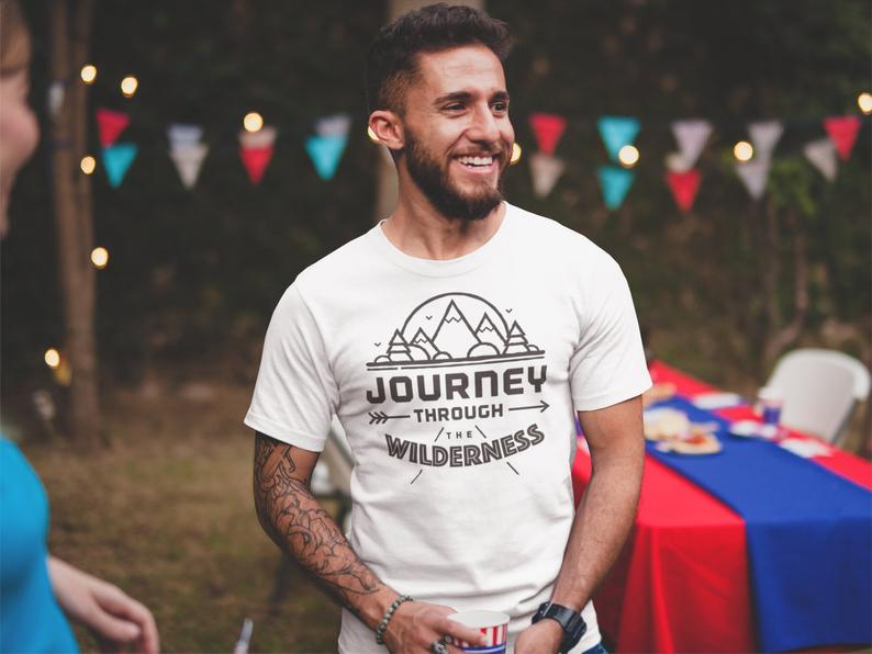 Wilderness Journey Shirt By oWildCo