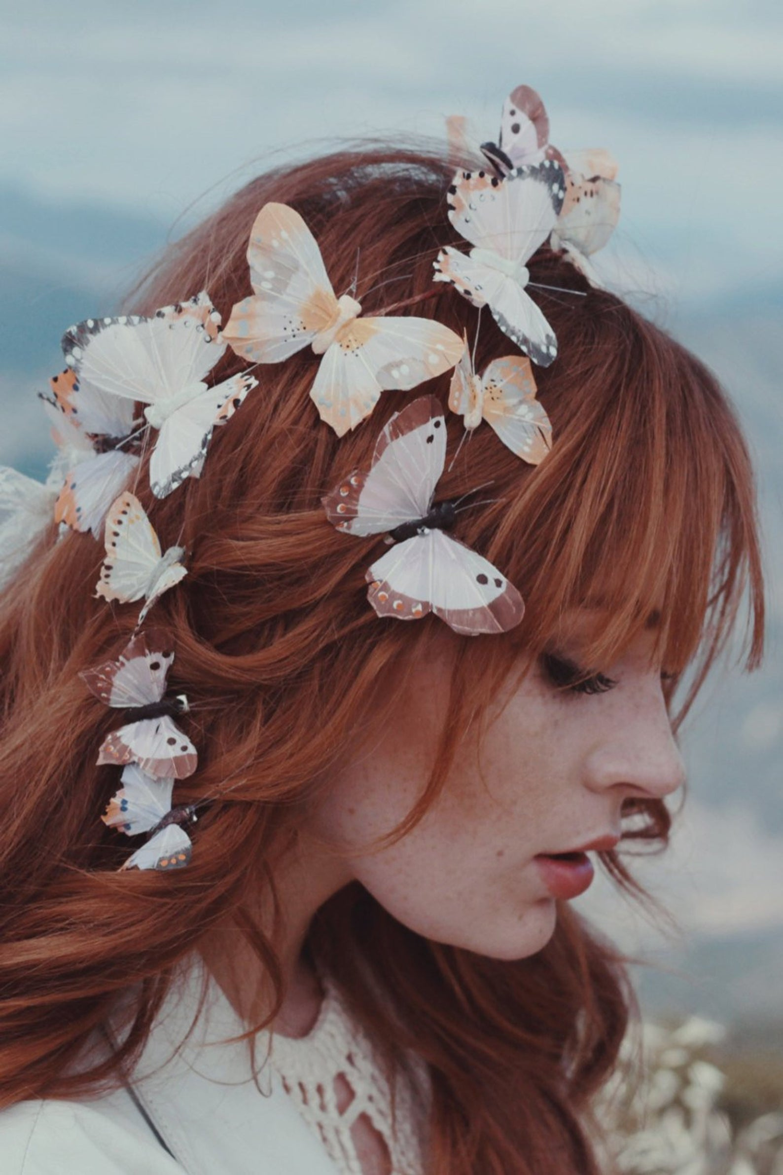 Painted Desert Fairy Crown By Wild and Free Jewelry