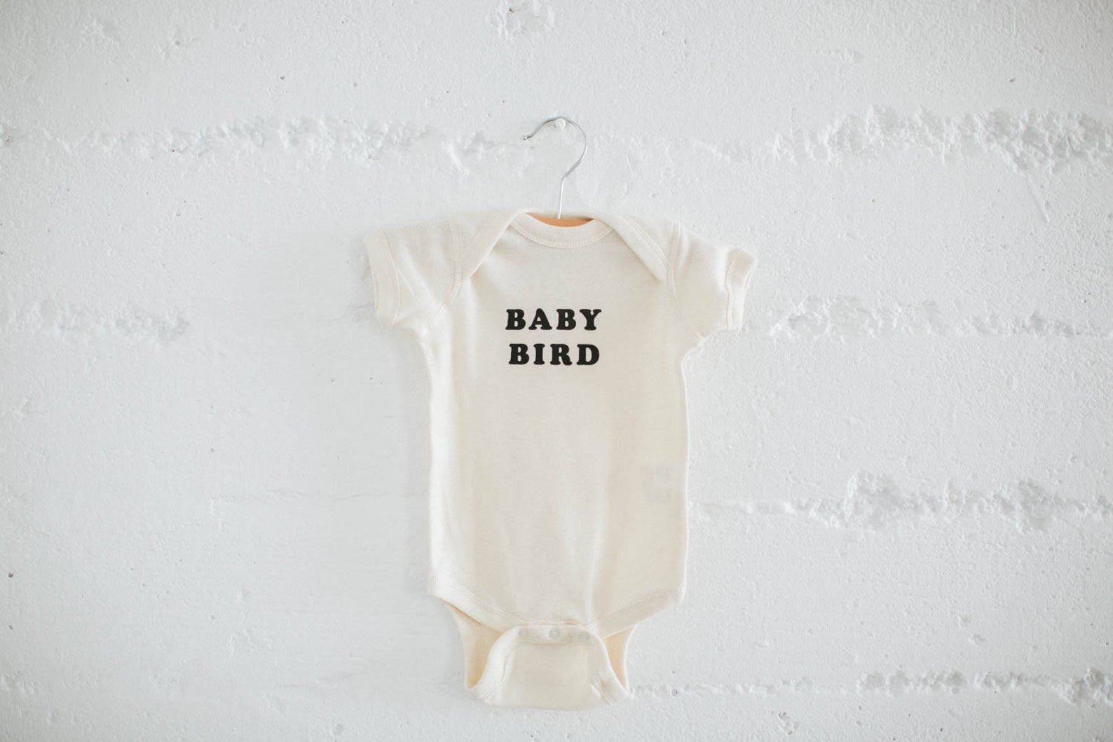 Baby Bird Infant's Bodysuit by The Bee & The Fox