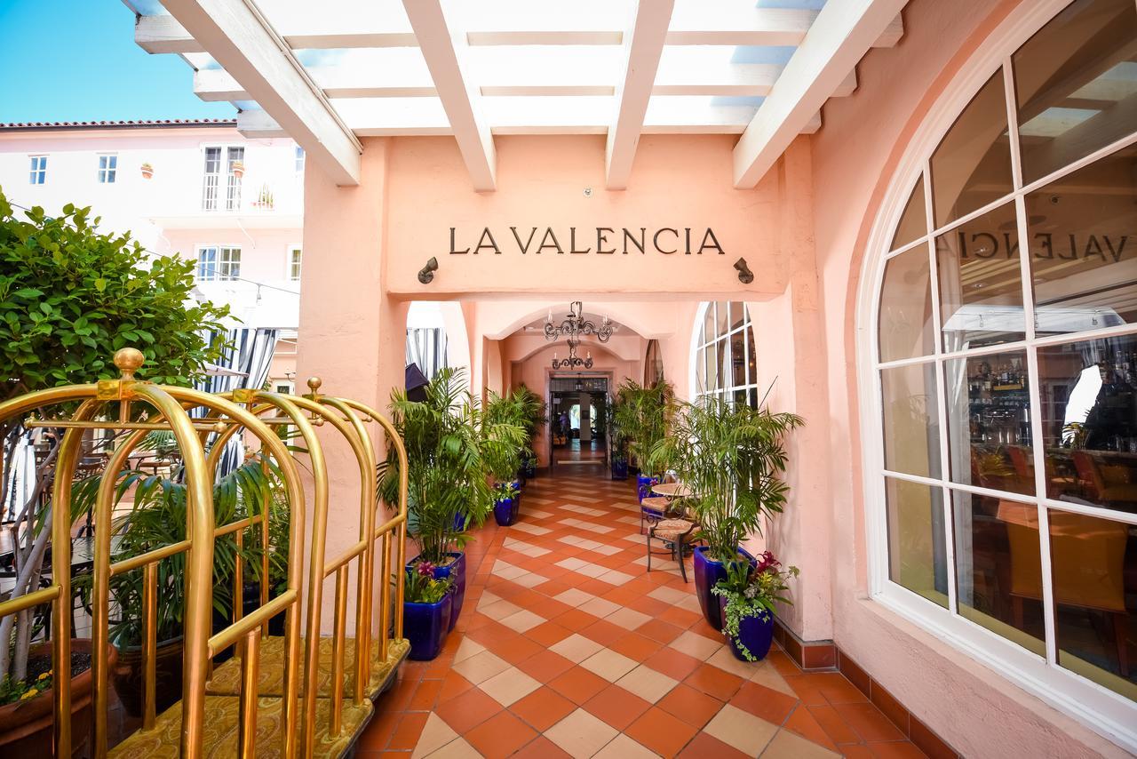 La Valencia Hotel -