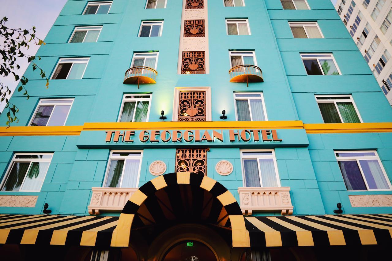 The Georgian Hotel -