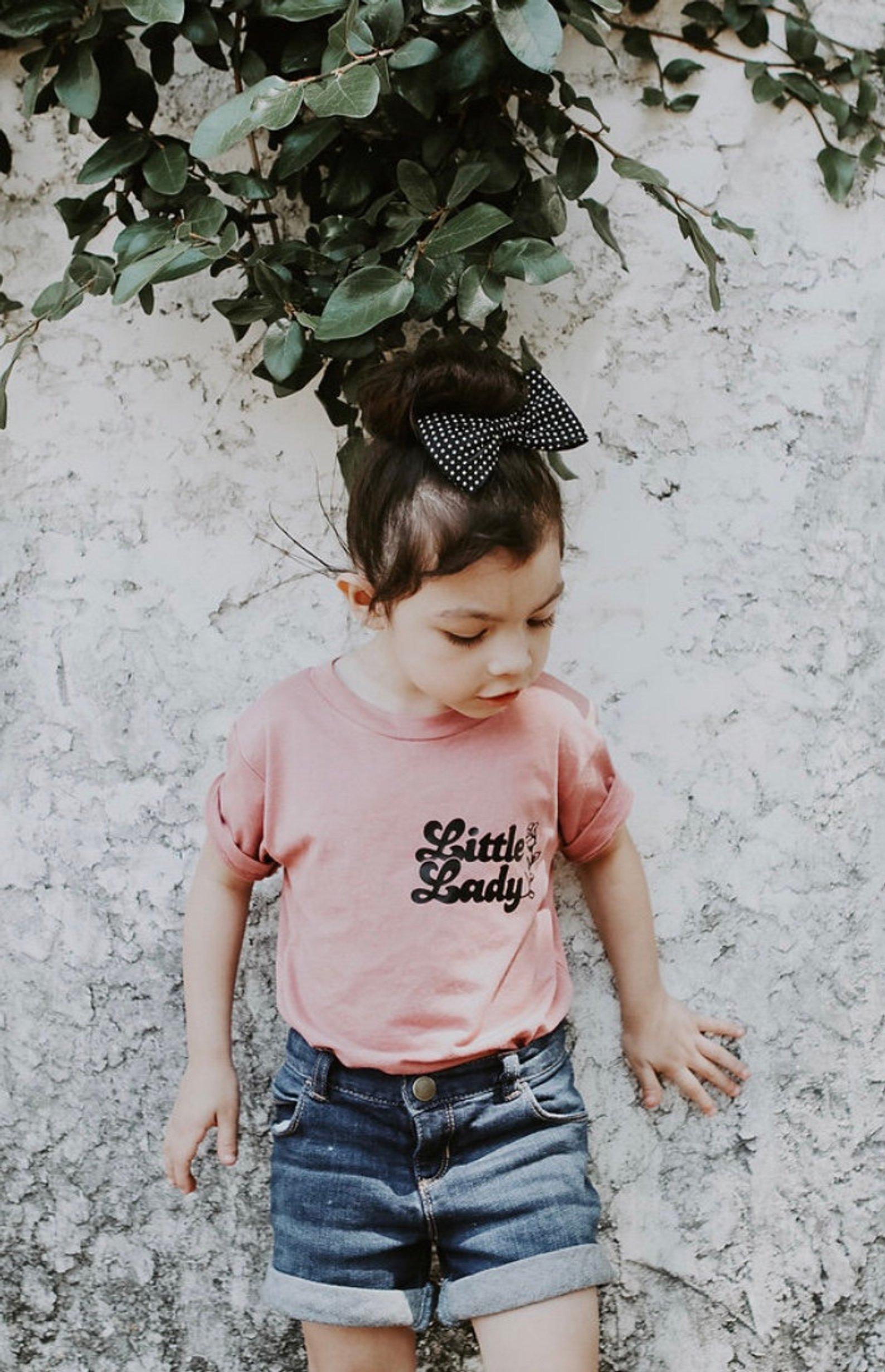 Little Lady Tee By Kal and Co.