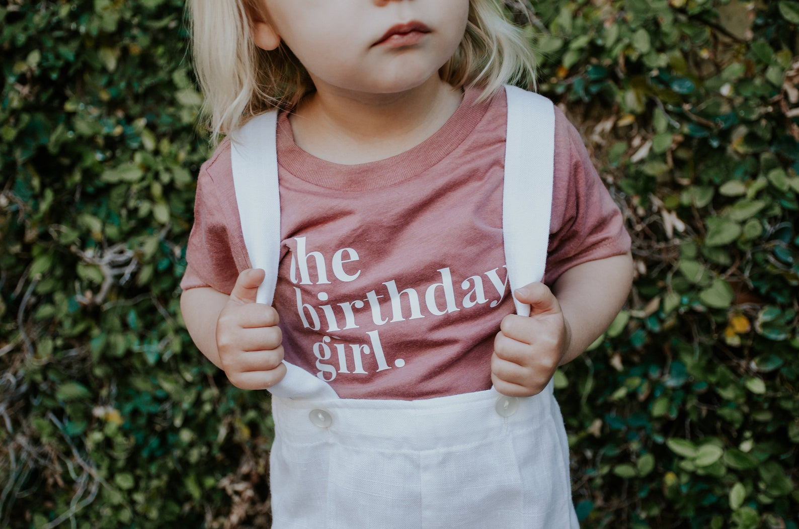 The Birthday Girl Tee By Kal and Co.
