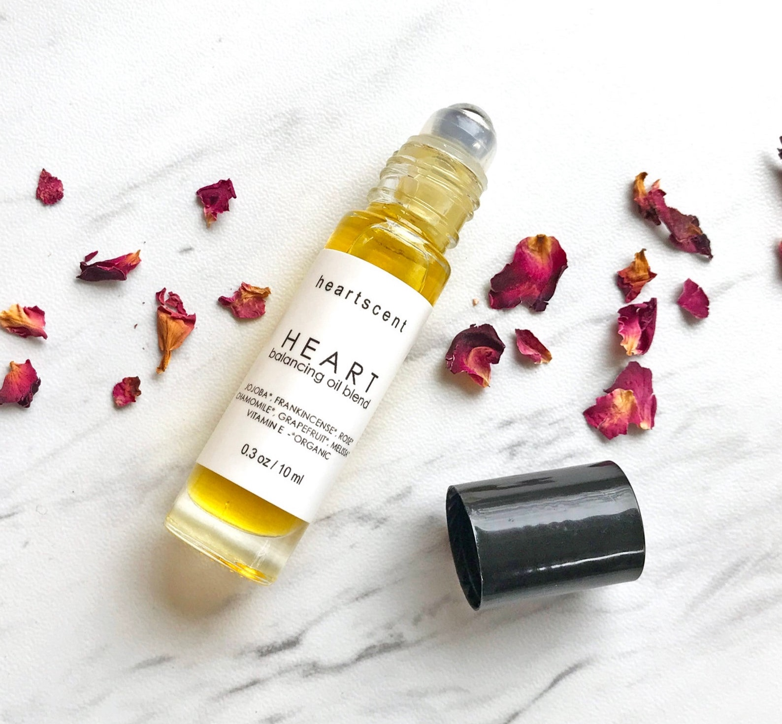 Heart Essential Oil Roller By Heart Scent