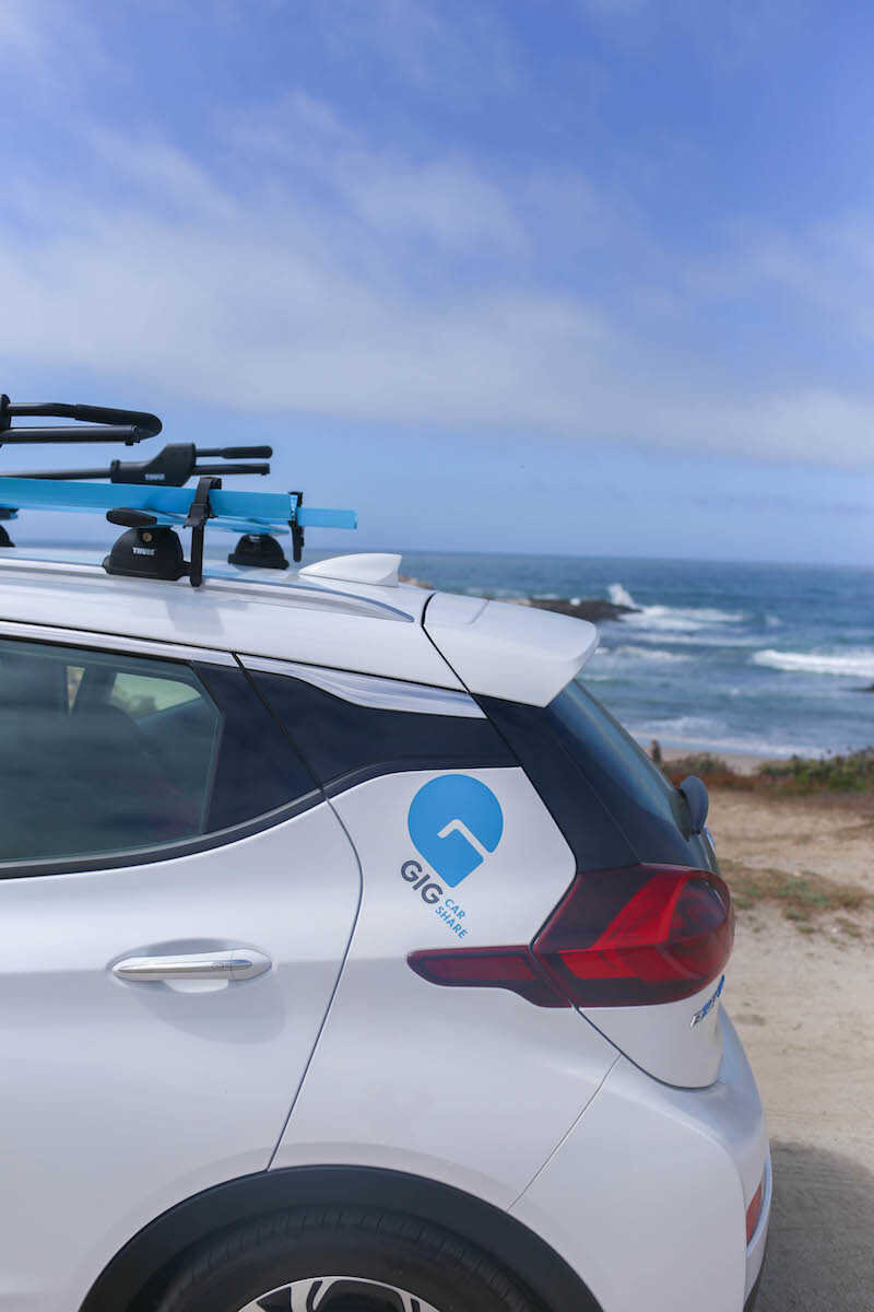 6 Tips for Driving Electric Cars on Road Trips featured by top US travel blogger, Gennifer Rose