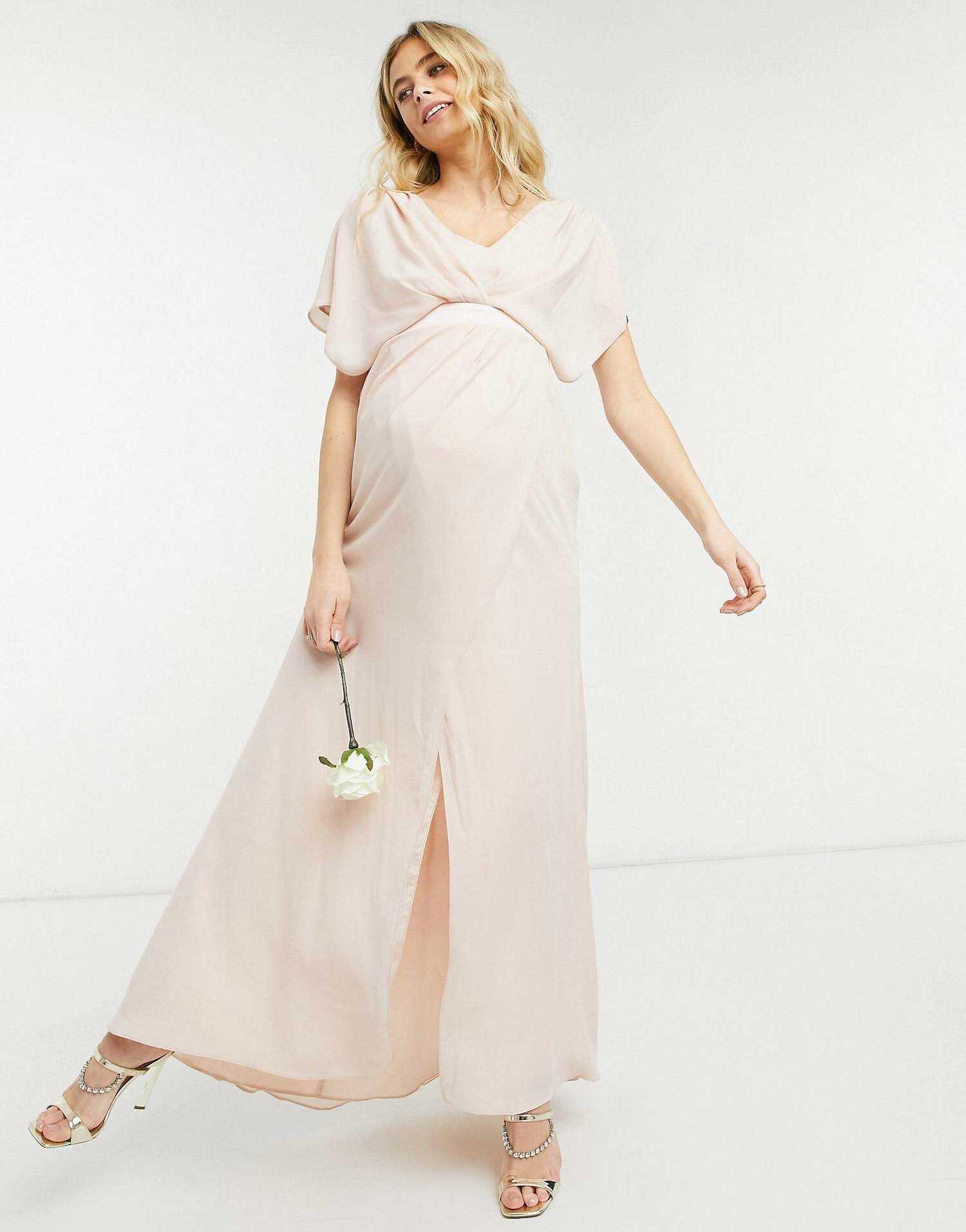 18 Baby Bump Friendly Boho Dresses