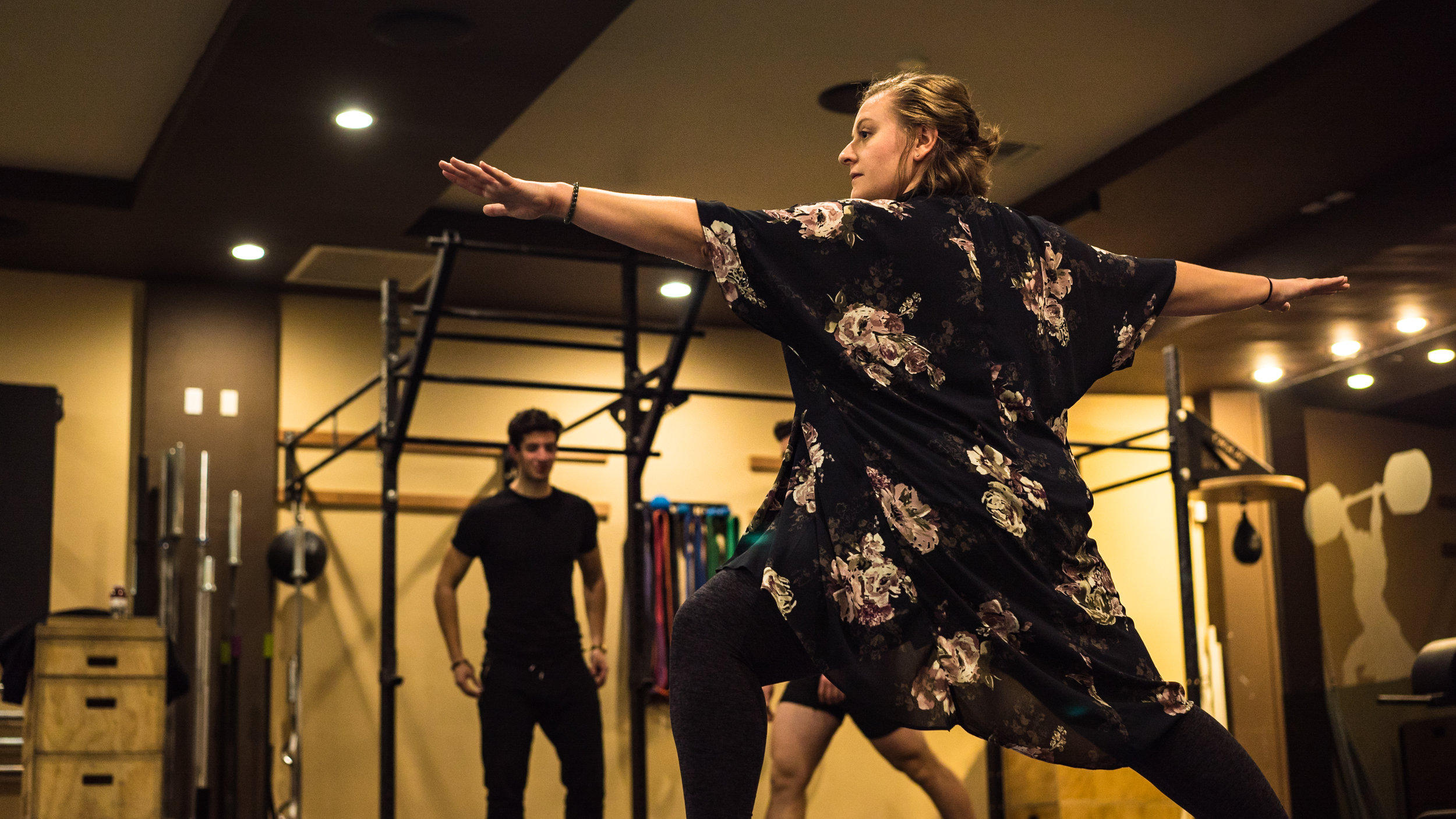 Therapeutic Yoga and Pilates