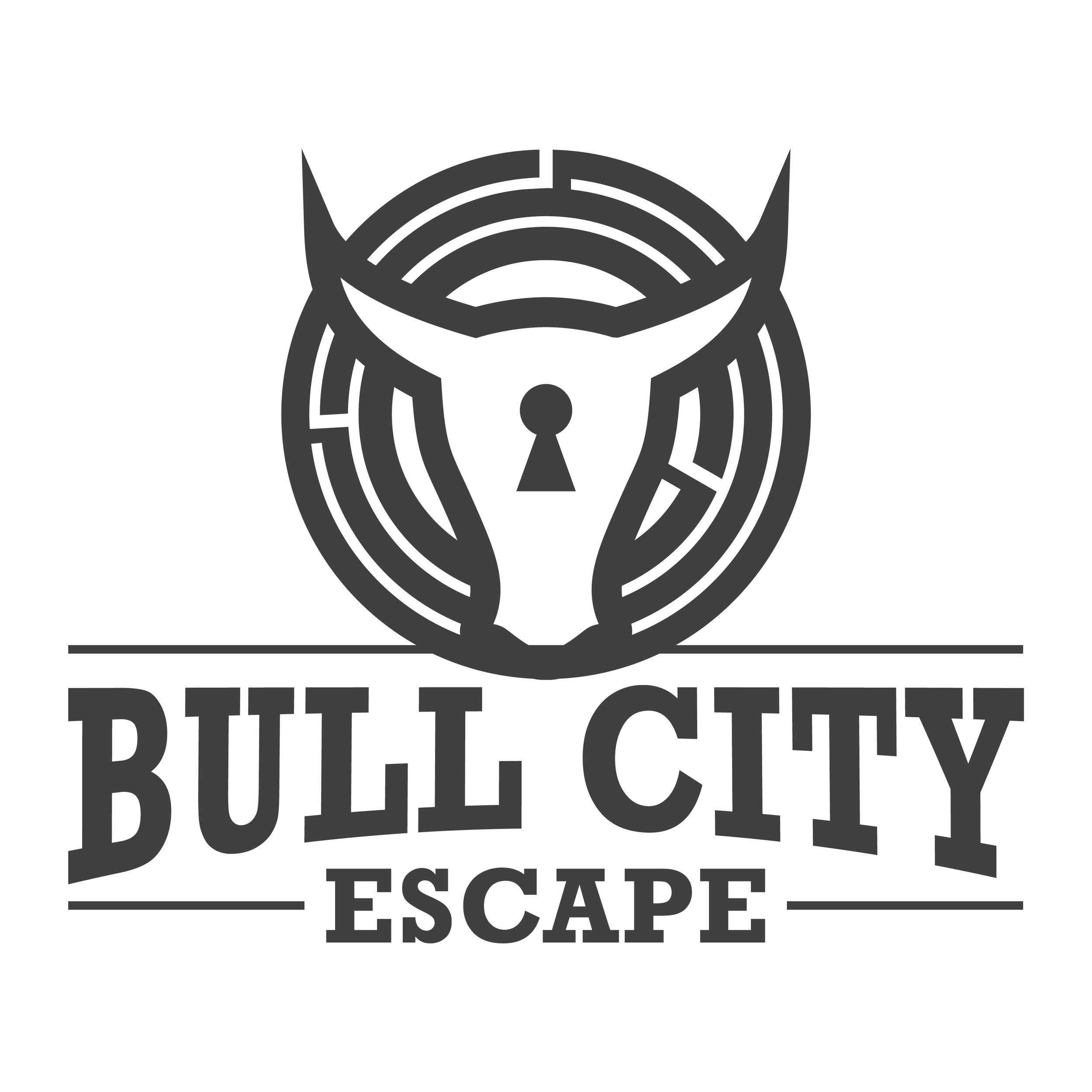 This is a picture of the owner of Bull City Escape. It has been voted the best escape room in Durham, North Carolina.