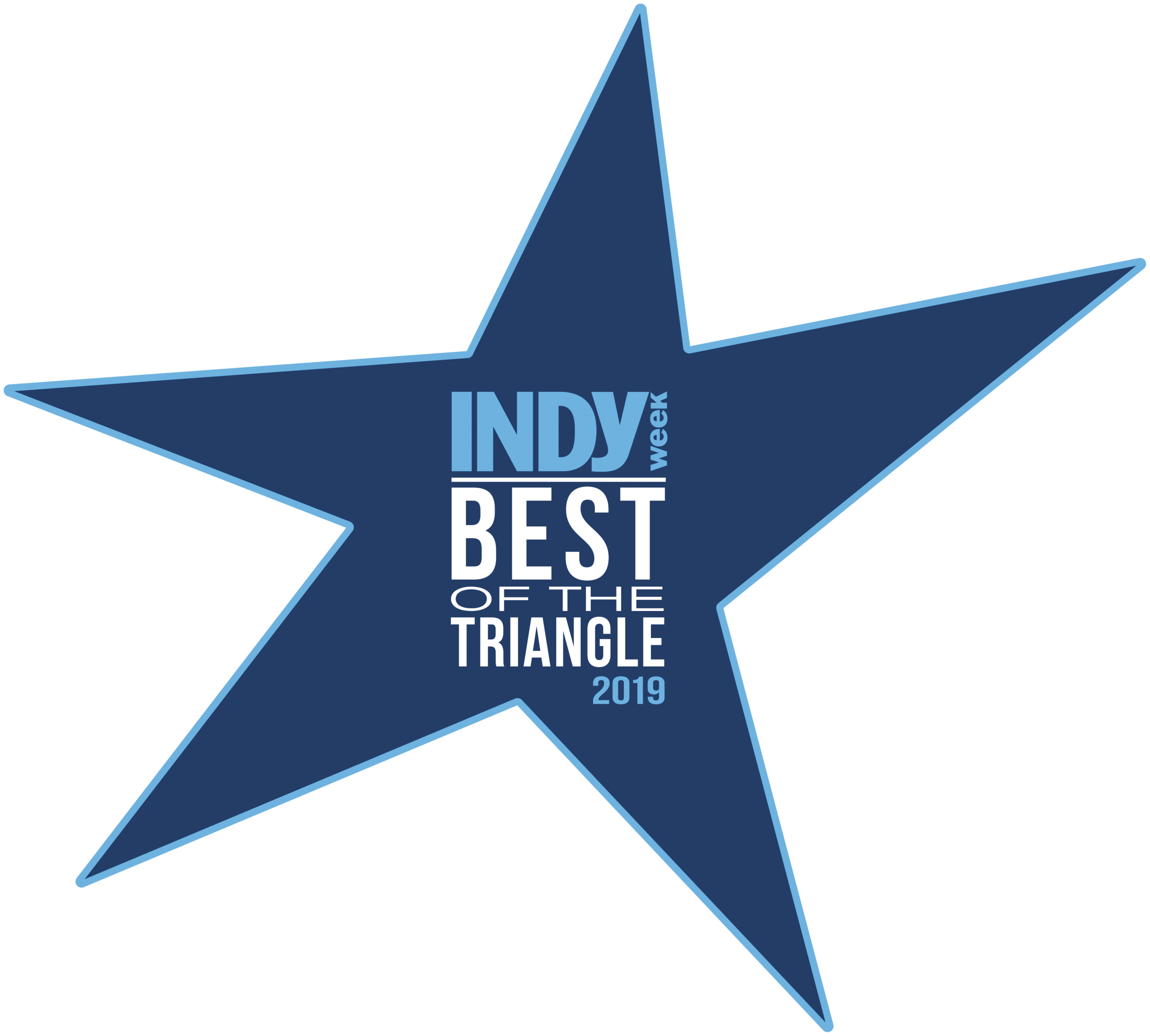 Indyweek Best of the Triangle 2019