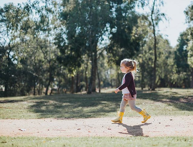 Just like my little mini me I am on a mission.... It's time to get back to work (YAY!). I have been busy, busy being mum to Charli 2.5 years (AKA the boss) and Jorja 10 months. Be ready for some wedding spam from the past wedding season - so excited to be back on the email and taking bookings again 🙌 Kim xx