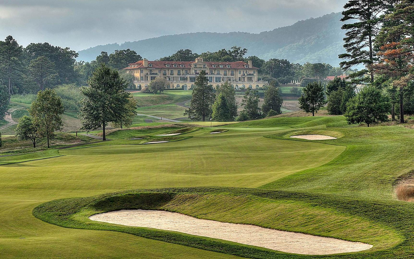 Photos Credit: Keswick Hall & Golf Club