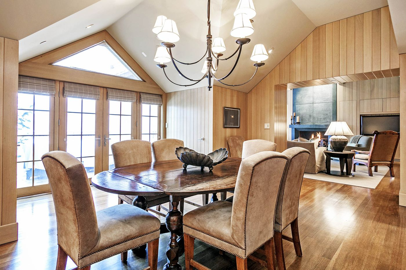 458 Vail Valley Road in Vail Village, Colo.,listed for $9.75 million with Sotheby's International Realty. Source: Sotheby's International Realty