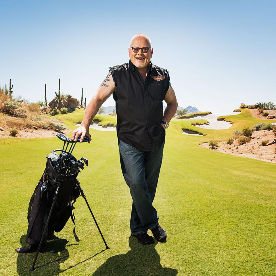 Tim Pannell for Forbes. Parsons at Scottsdale National.