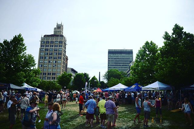 #tbt to May! #BeerCityFest