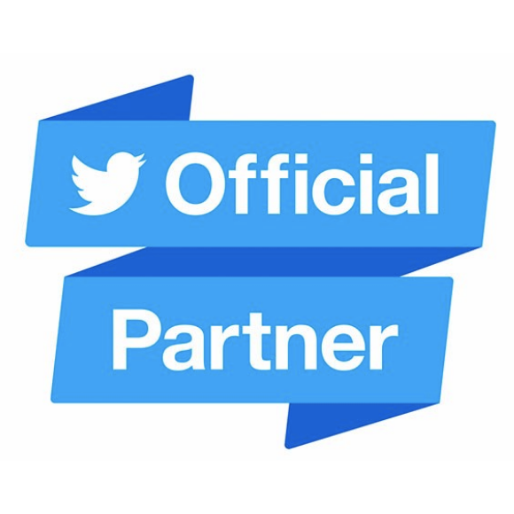 Twitter Partners - Brand and site refresh for the Twitter Official Partners site. Latest version of design system.