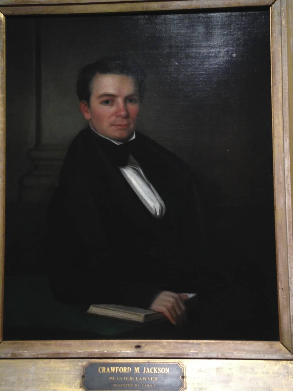 Crawford M. Jackson