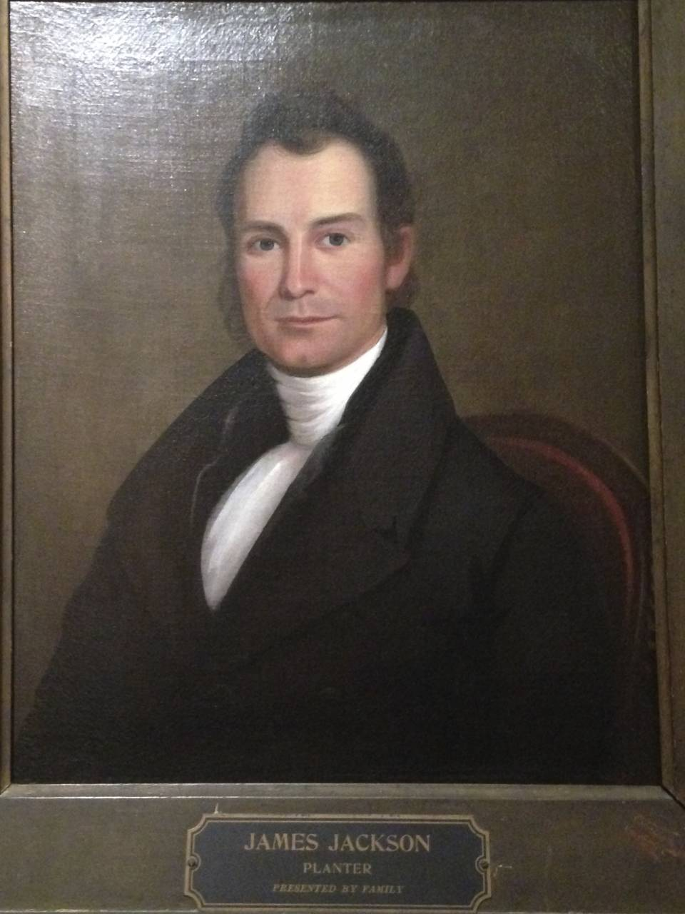 James Jackson, Planter