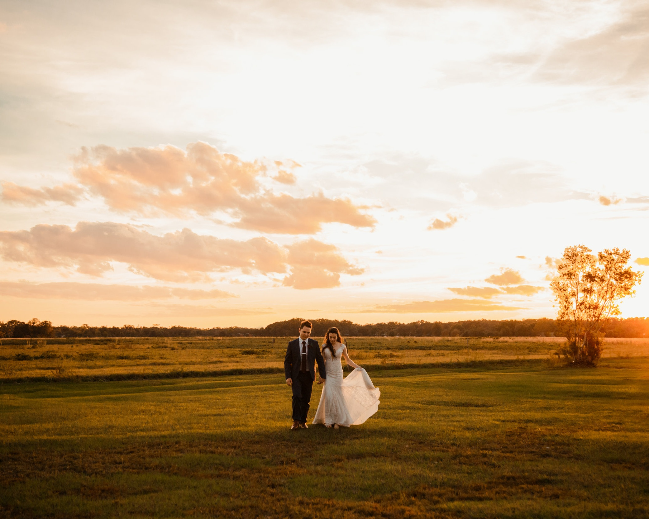 THE KRAUS WEDDING - Saint Cloud, FL