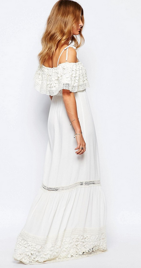 ASOS Millie Mackintosh Maxi