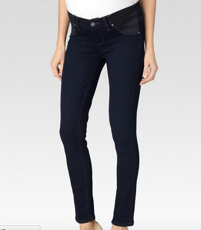 Paige Verdugo Maternity Jeans