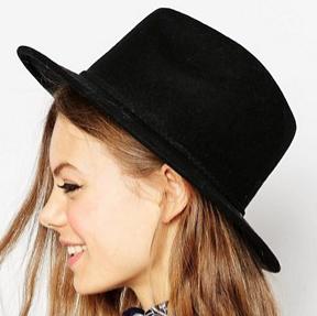 ASOS Panama Felt Hat
