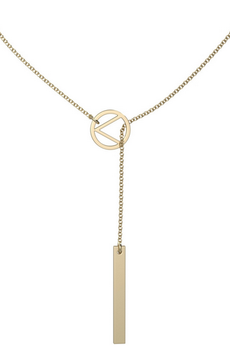 Liberti Lariat Love Necklace