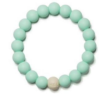 Linda Silicone Teething Bracelet