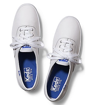 Keds Champion Originals White Leather