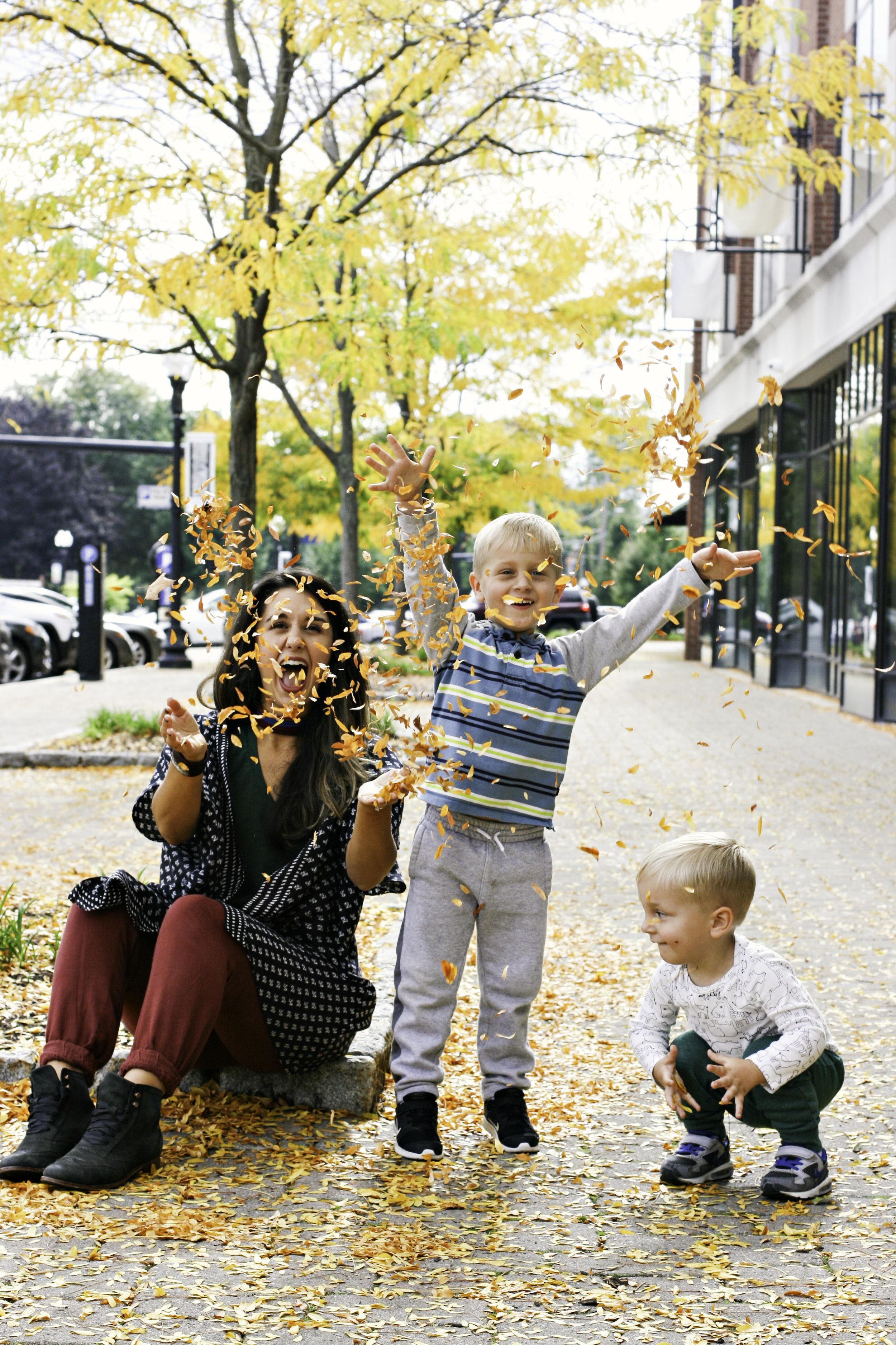 family life -