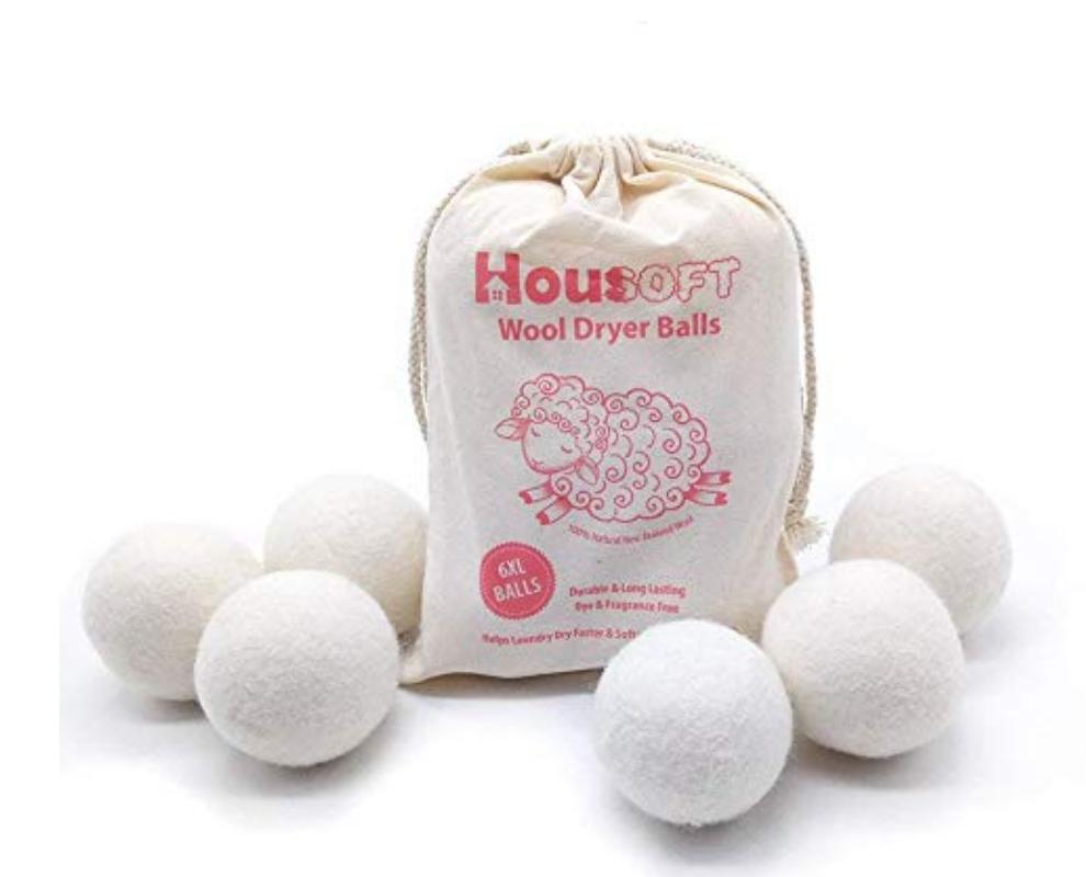 Housoft - Wool Dryer Balls
