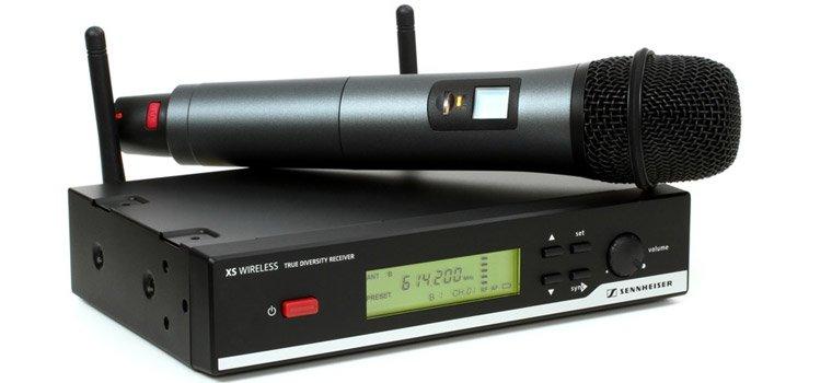 Sennheiser Microphones -