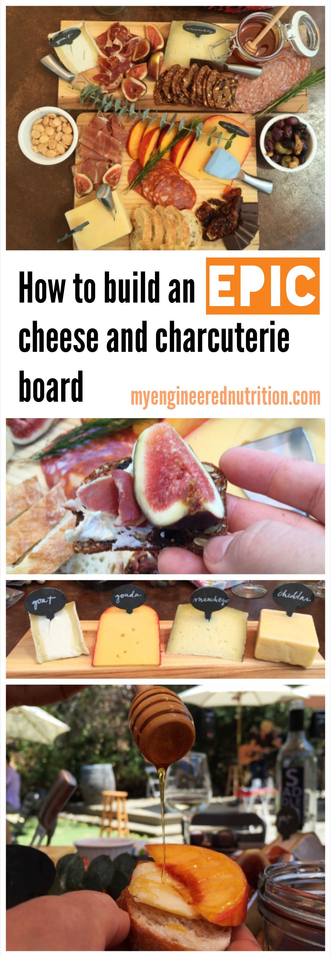 How to build an EPIC cheese and charcuterie board | My Engineered Nutrition