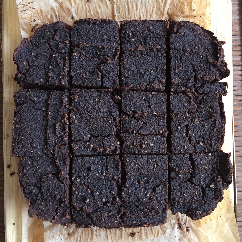 Chocolate Pumpkin Brownies | My Engineered Nutrition